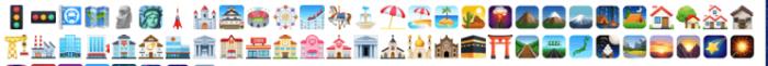 Biểu tượng icon facebook nhà cửa đồ vật dụng gia đình