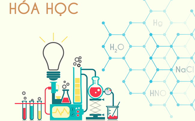 Các công thức hóa học đầy đủ nhất