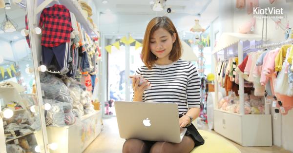 Khóa học kinh doanh thời trang giúp bạn làm chủ được tình hình kinh doanh và đẩy mạnh doanh số bán hàng