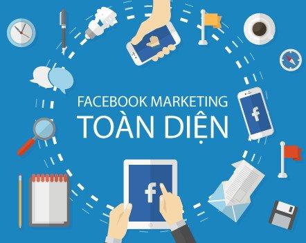 Khóa học quảng cáo facebook marketing online từ cơ bản tới nâng cao