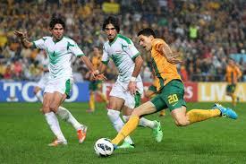 Link xem trực tiếp trận đấu giữa U23 Úc vs Iraq VCK U23 châu Á