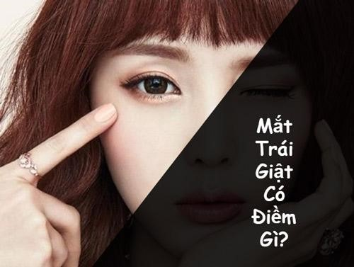 Mắt trái nháy mang theo nhiều thông điệp mà bạn chưa biết?