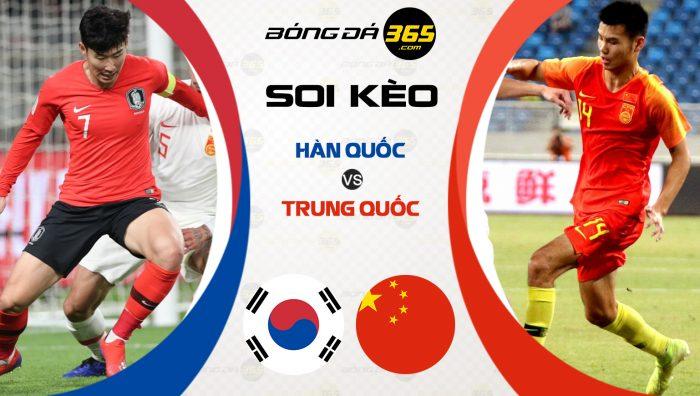 Link xem trực tiếp bóng đá trận đấu U23 Hàn Quốc gặp Trung Quốc mới nhất