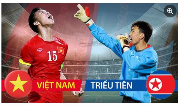 Xem trực tiếp trận đầu U23 Việt Nam gặp U23 Triều tiên tại VCK U23 châu Á 2020