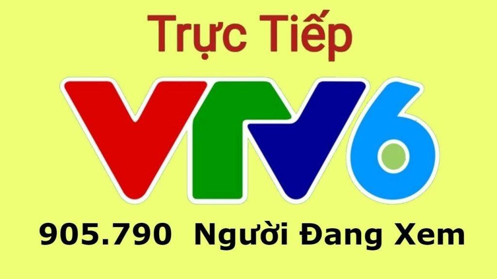 VTV6 trực tiếp bóng đá hôm nay