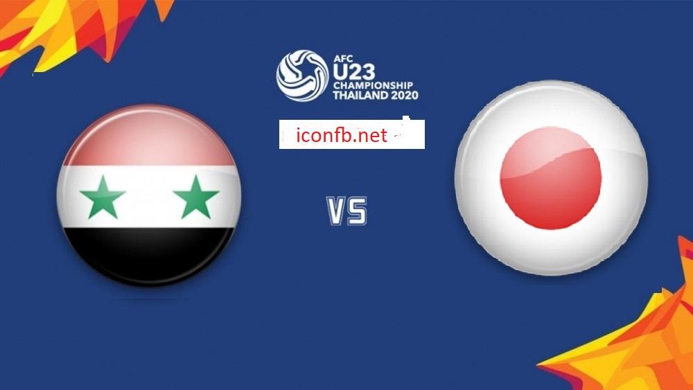 Link xem trực tiếp trận U23 Nhật Bản gặp U23 Syria vào ngày 12/1/2020