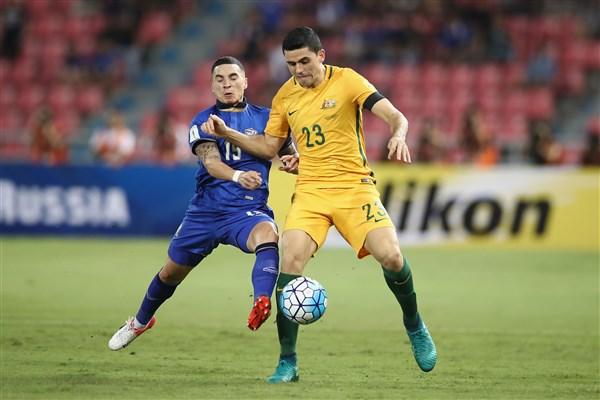 Link xem trực tiếp trận đấu U23 Thái Lan gặp U23 Australia VCK U23 châu Á 2020