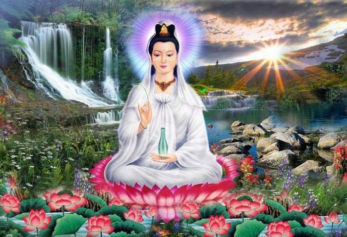 Phật bà Quan Thế Âm Bồ Tát trong dân gian
