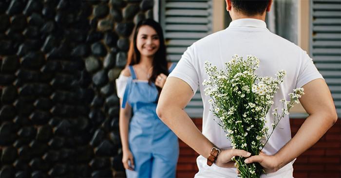 Tình yêu cần có những câu nói ý nghĩa lãng mãn để giúp tình yêu lớn mạnh