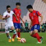 Link xem trực tiếp bóng đá U23 Hàn Quốc gặp U23 IRan Lúc 17h15 ngày 12/1/2020