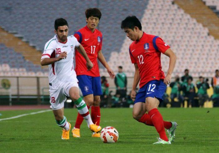 Xem trực tiếp trận đấu U23 Hàn Quốc và U23 Iran 2020