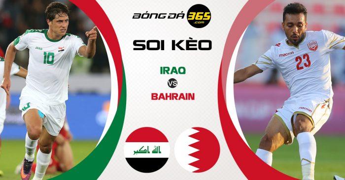 Link xem trực tiếp U23 Iraq gặp U23 Bahrain hôm nay