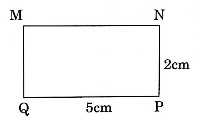Hình chữ nhật là hình học phổ biến trong toán học