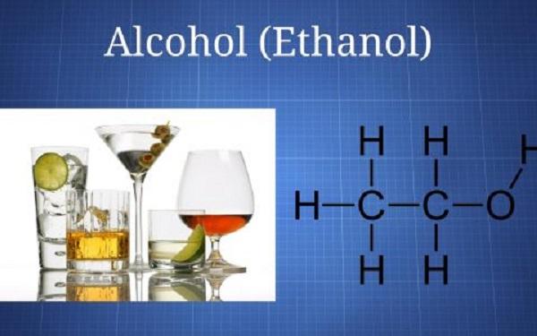 Chưng cất etanol tạo ra rượu