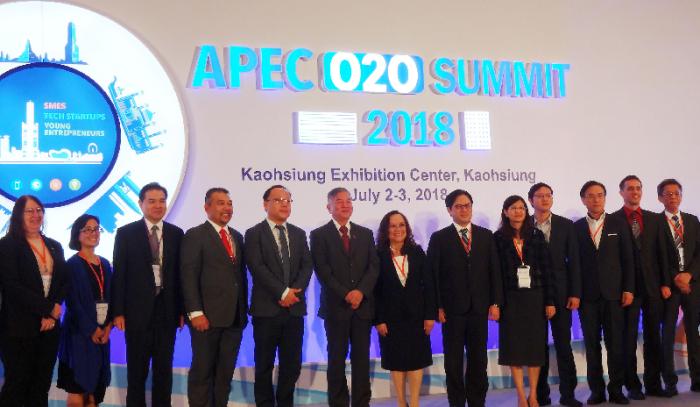 Hội nghị O2O APEC tại Cao Hùng, Đài Loan