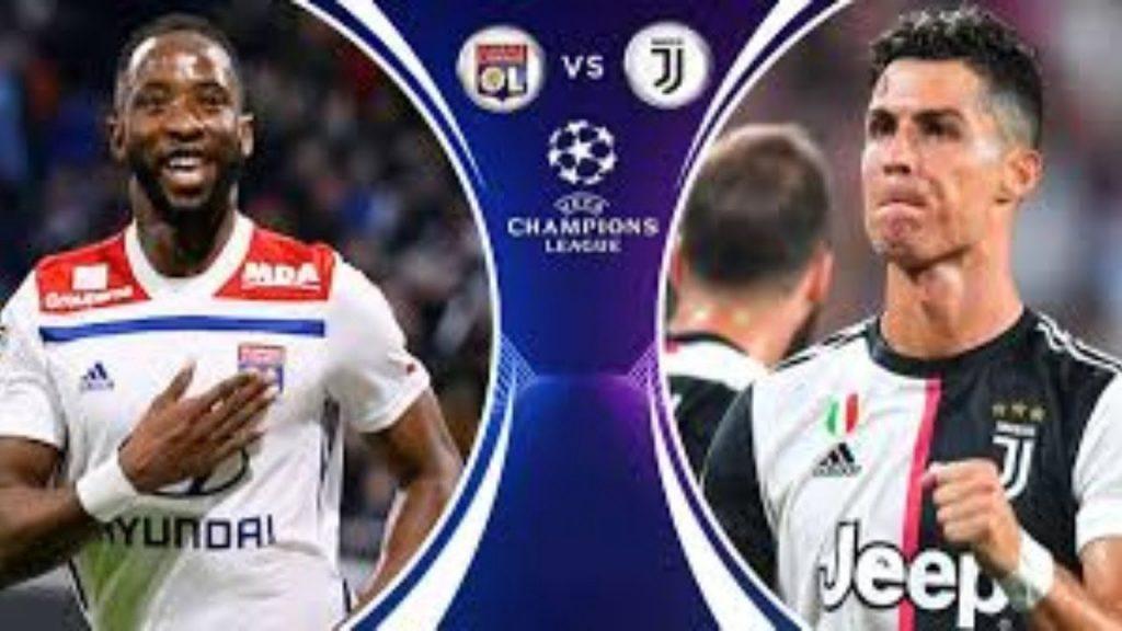 Trực tiếp bóng đá Juventus vs Lyon tại đấu trường C1 diễn ra vào 27.2.2020
