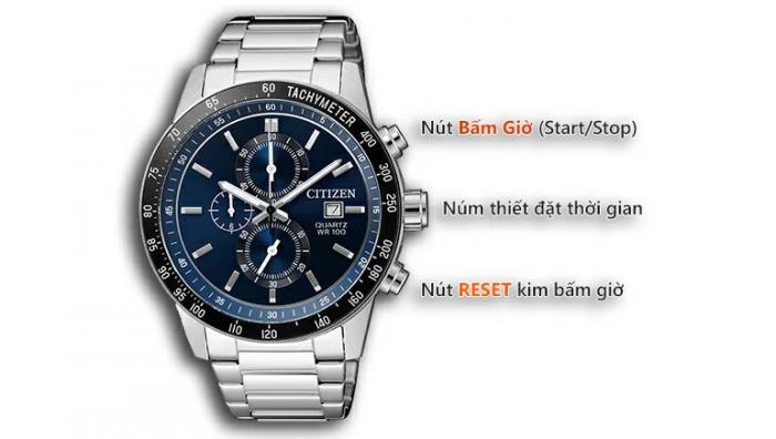 Cách chỉnh đồng hồ 6 kim Tissot chính xác nhất