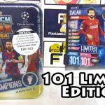 Match Attax Extra 2019/20 Champions Mega Tin Opening | New Exclusive 101 Limited Edition