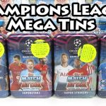 Opening All 4 Match Attax Champions League 18/19 Mega Tins | 4 Limited Editions | Exclusive Cards