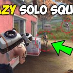 ROS Insane Solo vs. Squad Gameplay! (Rules of Survival)