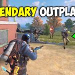 ROS 1 VS ALL Legendary Kill & Outplays Montage! (Rules of Survival)
