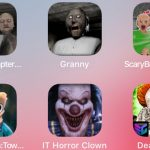 granny pennywise horror game mobile is mod hello neighbor multiplayer ice scream scary teacher 3d
