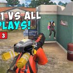 ROS 1 VS ALL Montage! Episode 03 (Rules of Survival)