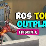 ROS Top 10 Plays! Ep.06 (Rules of Survival Montage)