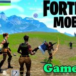 FORTNITE MOBILE – iOS / ANDROID GAMEPLAY ( OFFICIAL GAME )