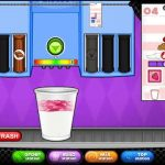 Video Games Cooking Papa's Freezeria Game – Y8 GAME(Funny_Game)~Day 2