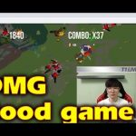 LOL Dodge Game | Faker Training | LOL Dodge Game High Score