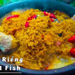 "Mẹ Nấu ""Niêu Cá Kho Riềng"" Cực Thơm Ngon ( Mother Cooked Very Delicious Fish Stock ) 