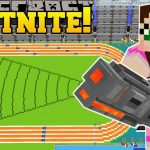 Minecraft: OLYMPICS STADIUM – FORTNITE BATTLE ROYALE – Modded Mini-Game