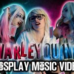 Harley Quinn Cosplay Music Video – Games
