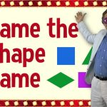 Name the Shape Game    Shape Review Game   Jack Hartmann