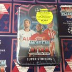 TOPPS MATCH ATTAX CHAMPIONS LEAGUE 18/19 ***MEGA TIN/SUPER STRIKES/1 LIMITED EDITION CARD***