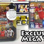 Match Attax Extra 2019/20 Exclusive Mega Tin Opening | Gold Limited Edition | New Collection