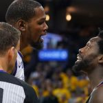 Kevin Durant, Patrick Beverley ejected after Game 1 drama   NBA Highlights