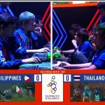 SEA Games 2019: Philippines VS Thailand in DOTA 2 event | Esports
