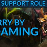Crush Games as a Support: ROAMING   Dota 2 Guide