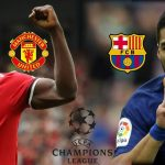 Lukaku vs Suarez • Manchester United – Barcelona • Quarterfinals Champion League 2019