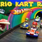 🔥 Hot Wheels MARIO KART 2019 Toy Car Race | Diecast Racing Nintendo
