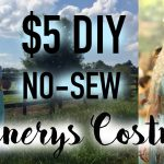 $5 DIY Daenerys Qarth Dress / Game of Thrones Cosplay Costume