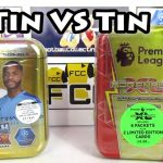 Match Attax 2019/20 Mini Tin VS AXL Premier League 19/20 Pocket Tin Opening | Cards or Packs?
