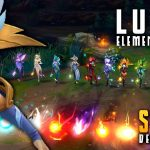 LUX ELEMENTALISTA ¡In Game! – Skin Definitiva | Noticias LOL
