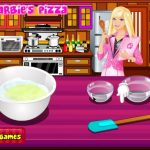 Barbie is Cooking Pizza Game – Y8.com  Best Funny Online Games by Pakang