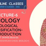 Online classes for Class 11th|Lecture-6| BIOLOGY-BIOLOGICAL CLASSIFICATION- INTRODUCTION