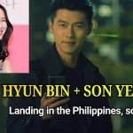 Son Ye-Jin landing in the Philippines with Hyun Bin?