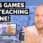 Top 5 Games for Teaching English Online | Teach English Online with DingTalk (DingDing)