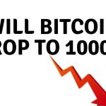 Will Bitcoin drop to 1000$? cryptocurrency market crash